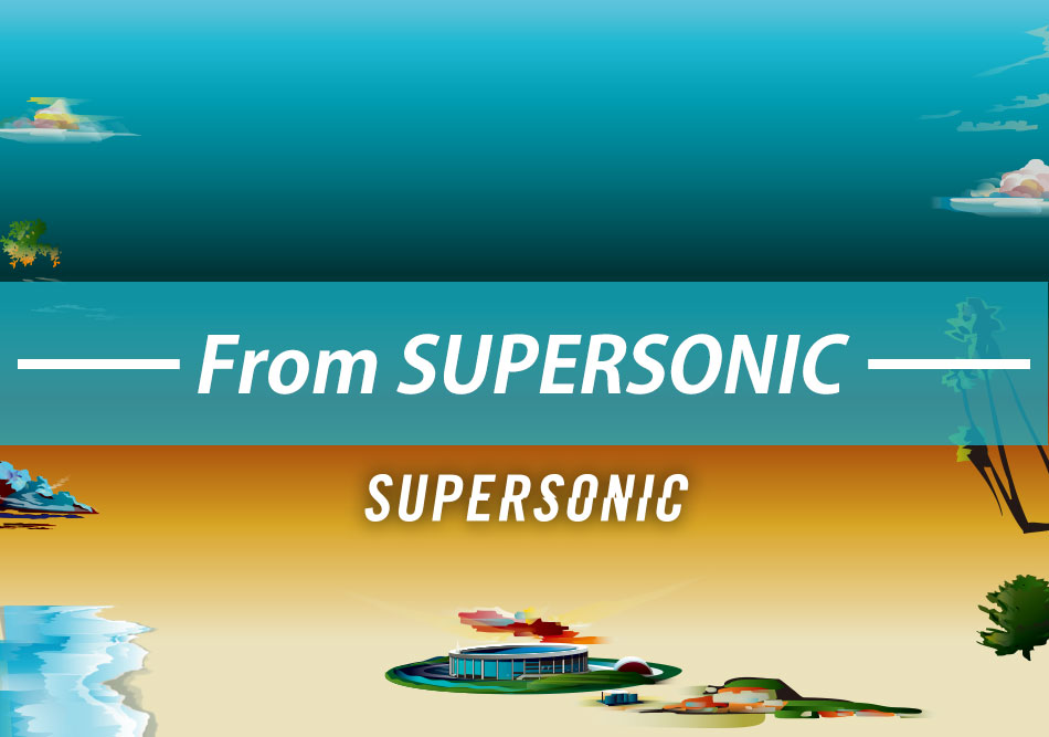 From SUPERSONIC